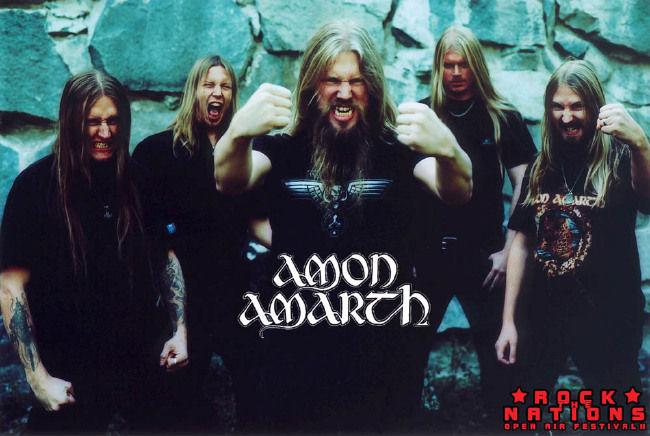 Poze Poze AMON AMARTH - Amon Amarth
