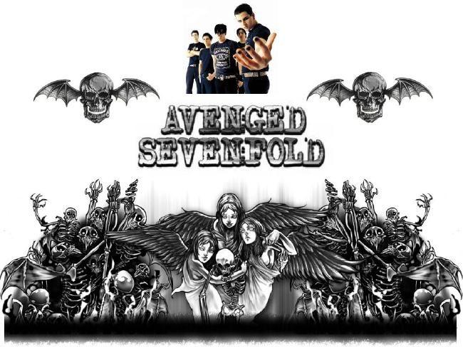Poze Poze AVENGED SEVENFOLD - a7x2