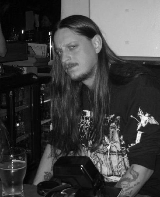 Poze Poze DARKTHRONE - fenriz