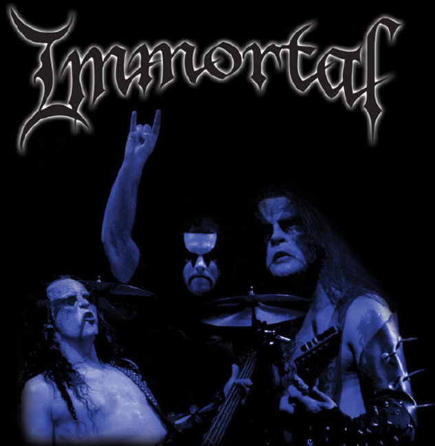 Poze Poze IMMORTAL - intro