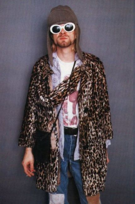 Poze Poze Kurt Cobain - Kurt crazy