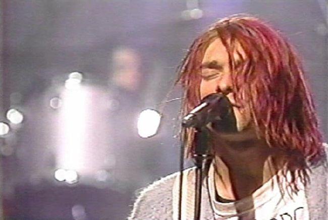 Poze Poze Kurt Cobain - kurt redhead