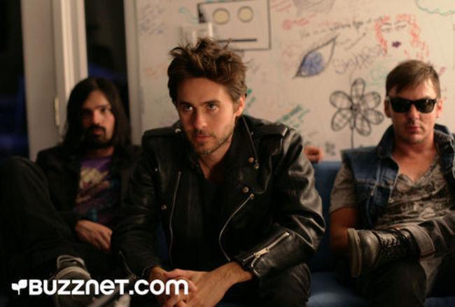 Poze Poze 30 Seconds to Mars - Interviu Buzznet despre noul album