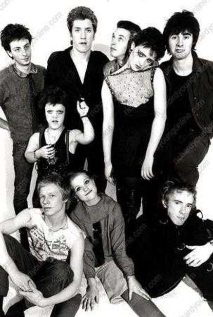 Poze Poze Sex Pistols - sp