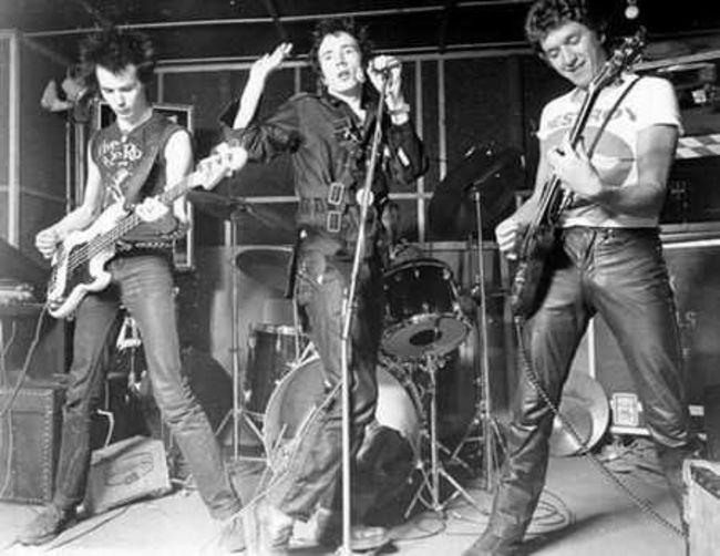 Poze Poze Sex Pistols - sp in action