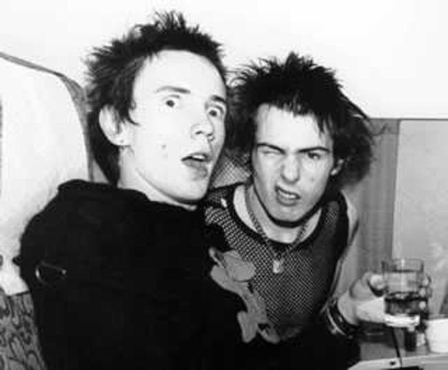 Poze Poze Sex Pistols - rotten and vicious