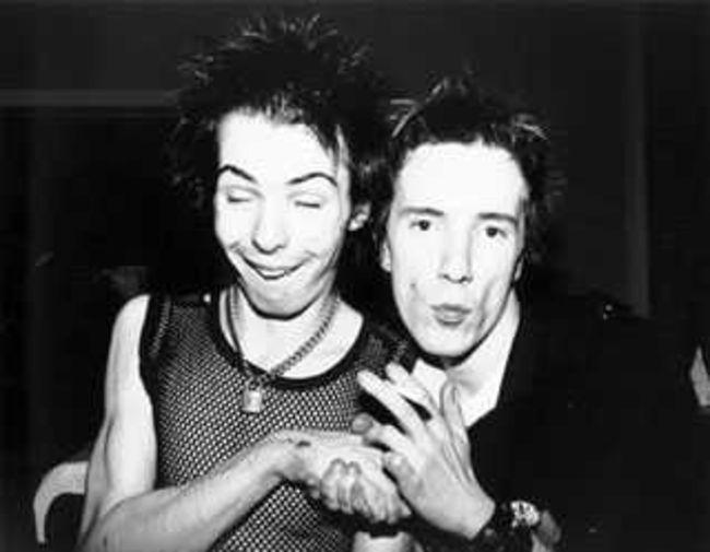 Poze Poze Sex Pistols - dumb faces