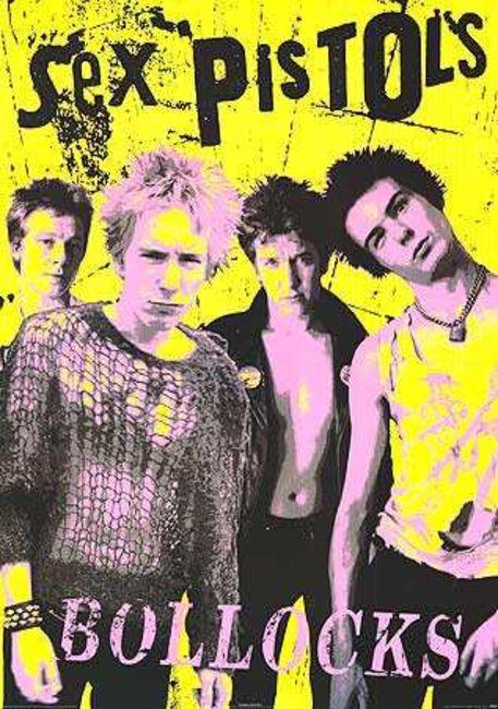 Poze Poze Sex Pistols - nvm the bolloks