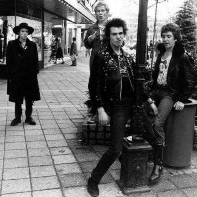 Poze Poze Sex Pistols - sid crazy