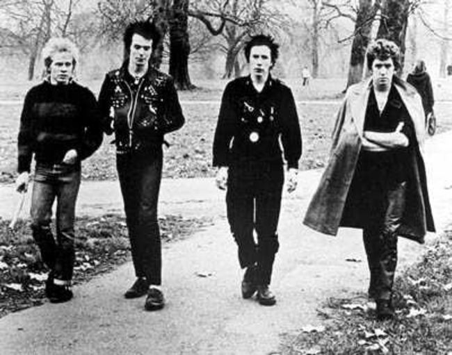Poze Poze Sex Pistols - a stroll in the park
