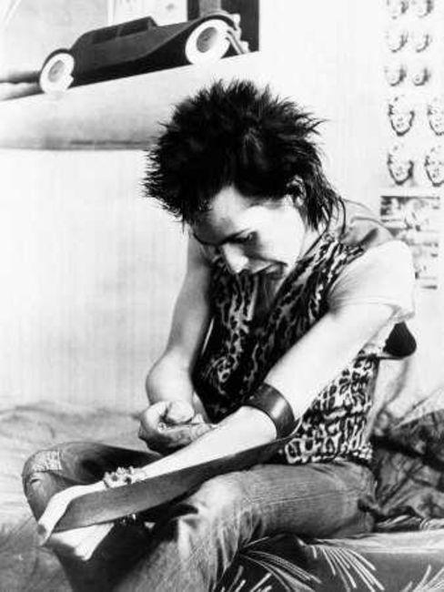 Poze Poze Sex Pistols - heroin sid
