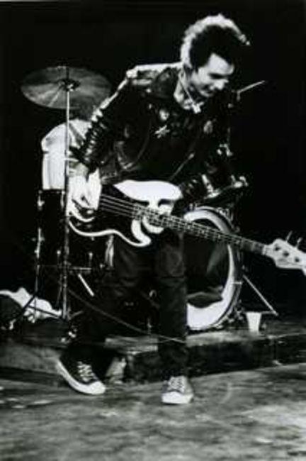 Poze Poze Sex Pistols - sid