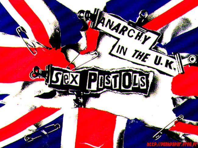 Poze Poze Sex Pistols - anarchy in the u.k