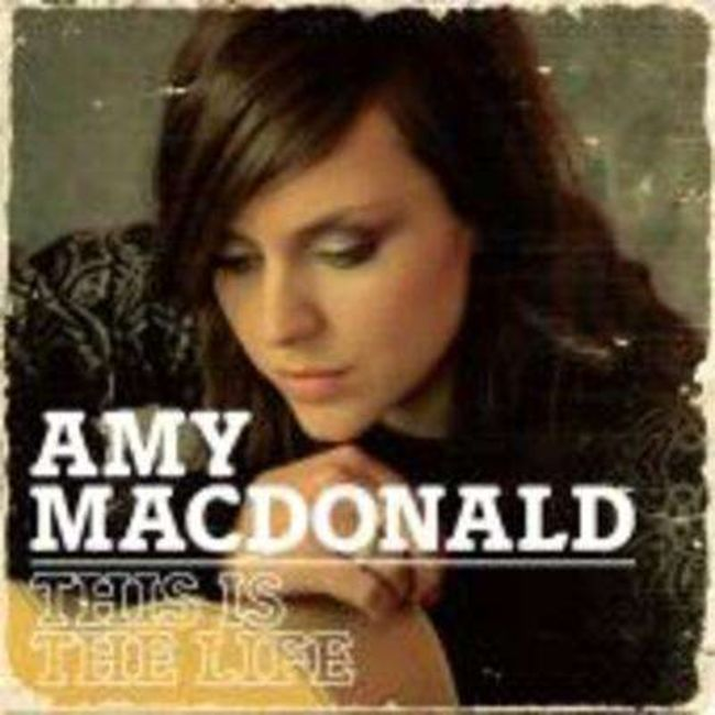 Poze Poze Amy Macdonald - Amy Macdonald