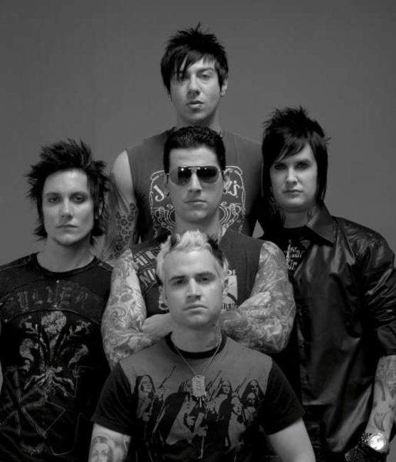Poze Poze AVENGED SEVENFOLD - Avenged Sevenfold