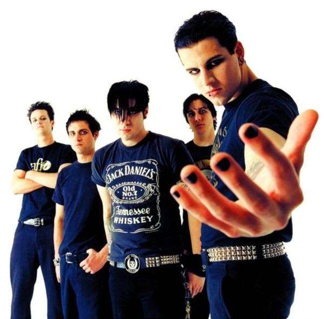 Poze Poze AVENGED SEVENFOLD - Avenged Sevenfold