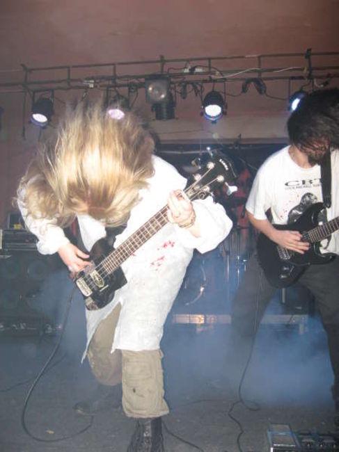 Poze Poze Necrovile - Live in LMC