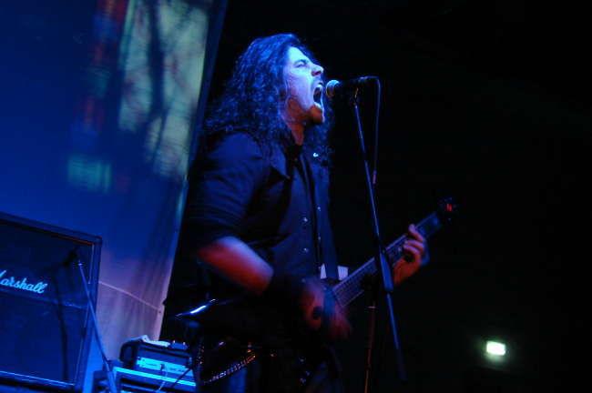 Poze Cradle Of Filth si Moonspell la Cluj-Napoca - Filth Fest