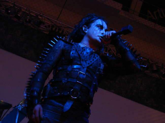 Poze Cradle Of Filth si Moonspell la Cluj-Napoca - Filth Fest