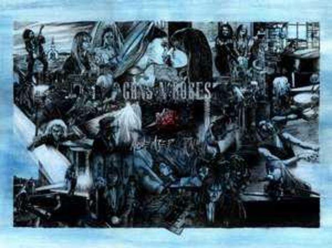 Poze Poze Guns N Roses - November rain