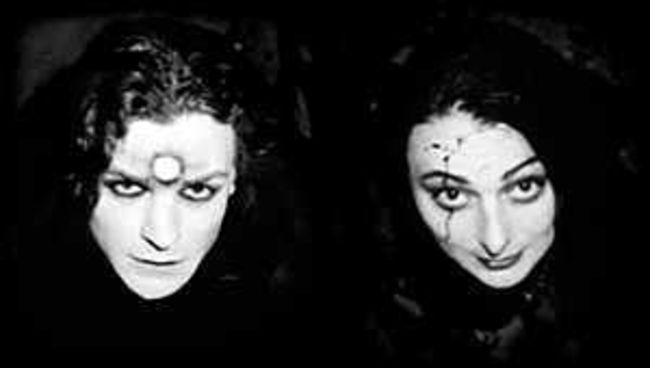 Poze Poze VIRGIN BLACK - Rowan & Samantha