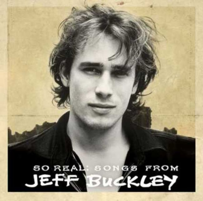 Poze Poze Jeff Buckley - So Real