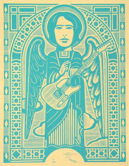 Poze Poze Jeff Buckley - J.Buckley-gregorian punk