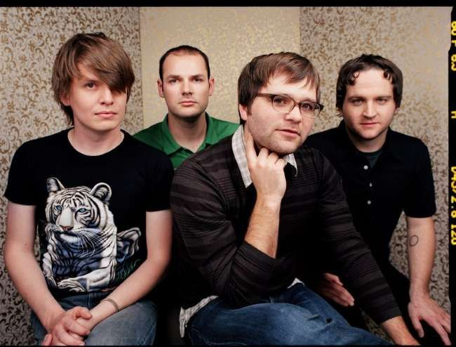 Poze Poze Death Cab For Cutie - DEATH CAB FOR CUTIE