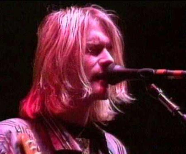 Poze Poze Nirvana - performing