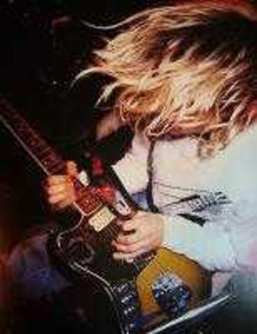 Poze Poze Nirvana - old grunge