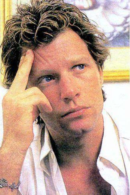 Poze Poze Bon Jovi - Pe ganduri...