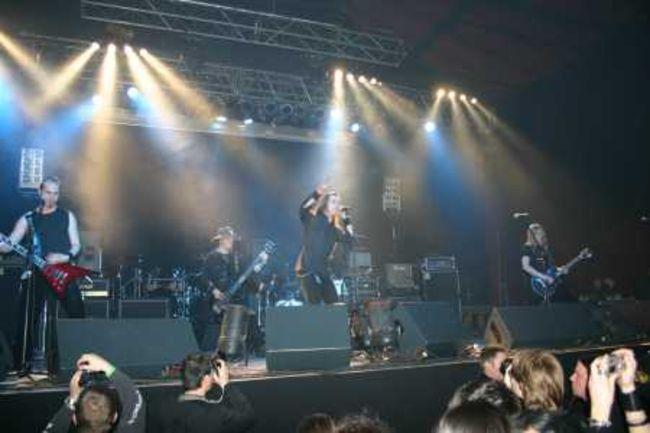 Poze Poze CHARON - live in Budapest 02.03.06