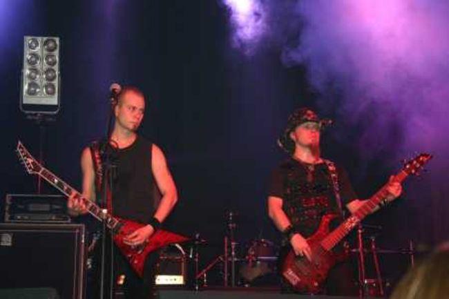 Poze Poze CHARON - live in Budapest 2.03.06