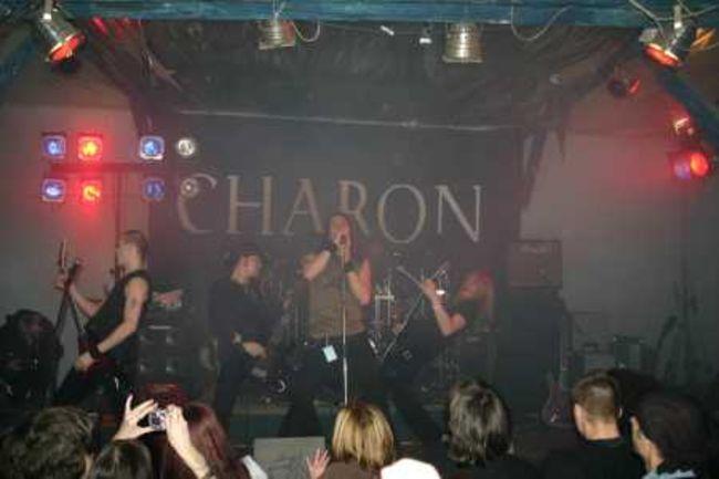 Poze Poze CHARON - live in Sopron(Hu)03.03.06