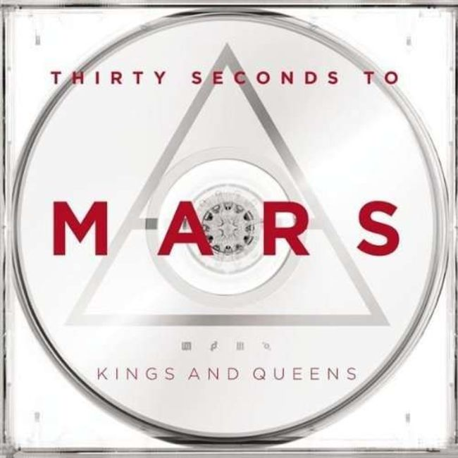 Poze Poze 30 Seconds to Mars - Coperta noului single 'Kings&Queens'