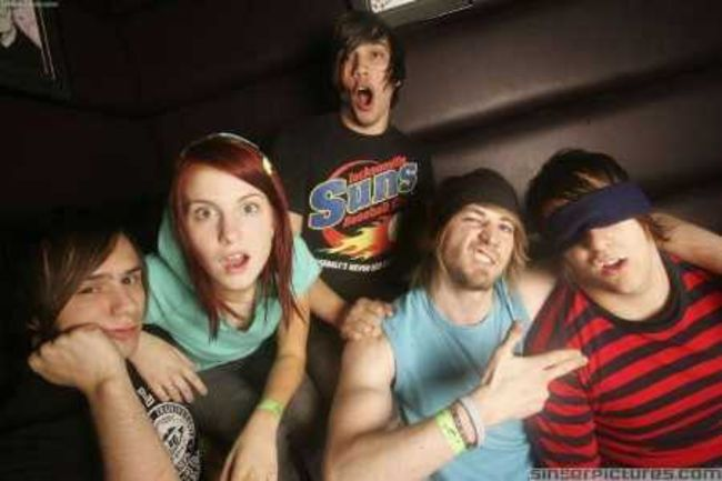 Poze Poze Paramore - the best band