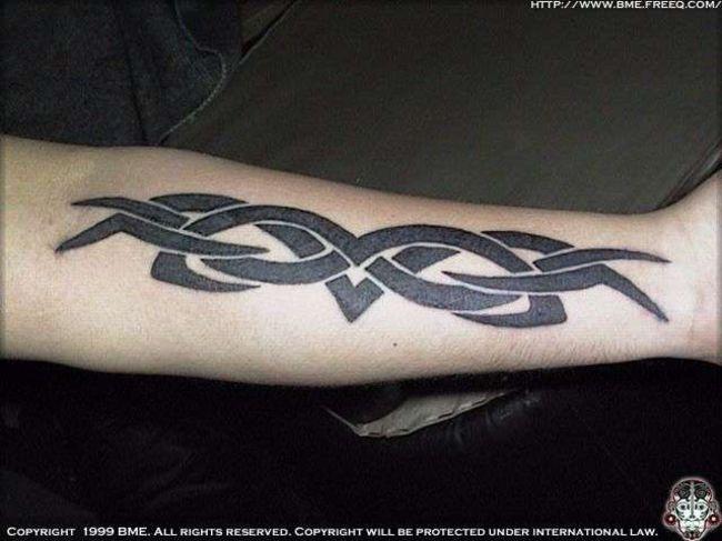 Татуировки несложные фото мужские