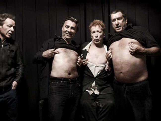 Poze Poze Sex Pistols - Poze Sex Pistols