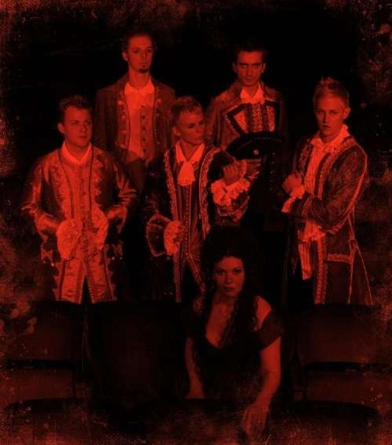 Poze Poze DIABLO SWING ORCHESTRA - Diablo Swing Orchestra