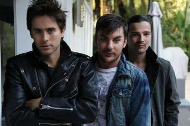 Poze Poze 30 Seconds to Mars - New picture