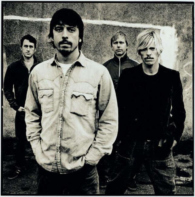 Poze Poze Foo Fighters - foo fighters