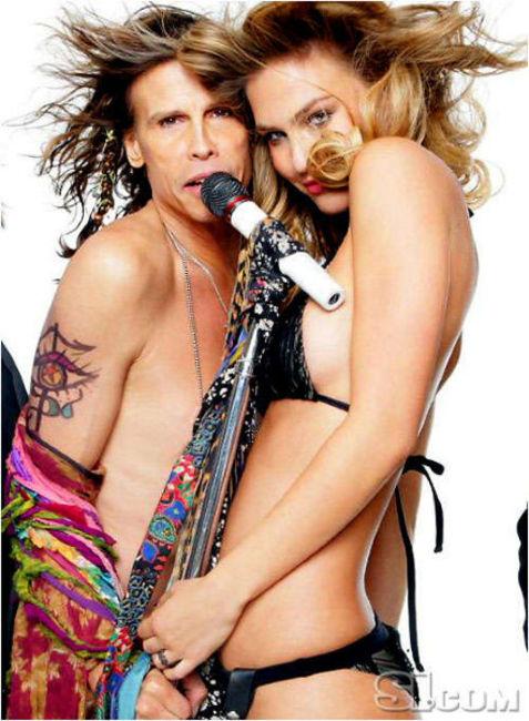 Poze Poze Aerosmith - tyler photo