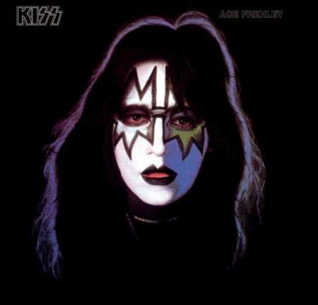 Poze Poze Kiss - Ace Frehley