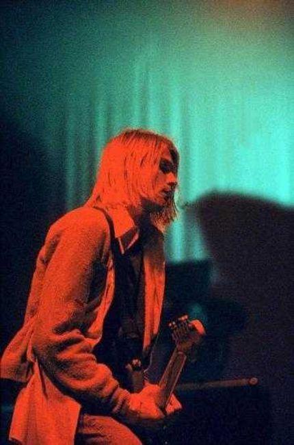 Poze Poze Nirvana - A Clockwork Kurt