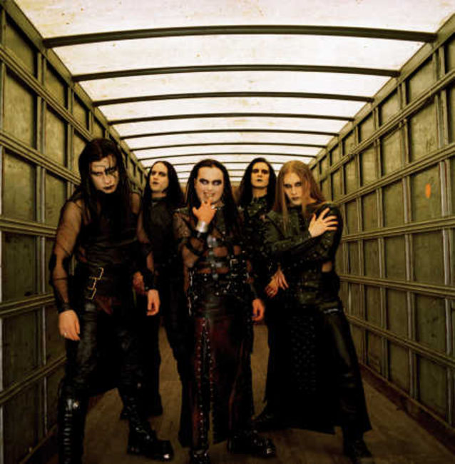 Poze Poze Cradle of Filth - Trupa...