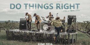 THE WAX ROAD lanseaza trailerul piesei 'Do Things Right'