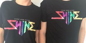 Avem tricouri oficiale pentru Festivalul SHINE 2016