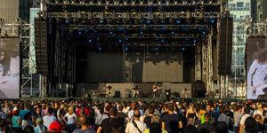 Scorpions la Bucuresti : Visul rock al unei seri toride de vara