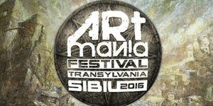 Programul si regulile de acces pentru ARTmania Festival Sibiu 2016
