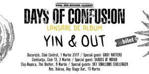 Days of Confusion au lansat single-ul 'War'